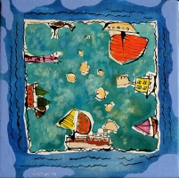 bateauxsurleau-figurationlibre-outsiderart