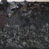 petrolitique-dechets-pollutionspetrolieres-peinture-nouvellefiguration-neo-expressionniste