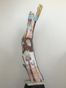espritdenosperes-totem-outsiderartpainting-figurationlibre